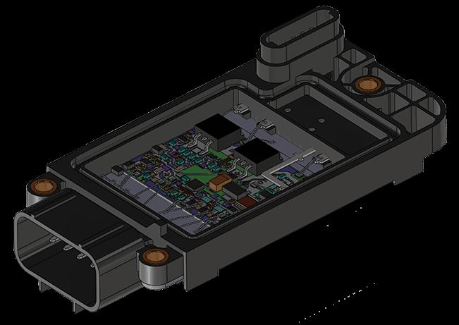 Borg Warner CBE14 Ignition Control Module